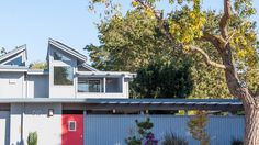 Eichler Homes in the South Bay - A 2 Story Home