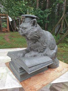 коты памятники - Поиск в Google