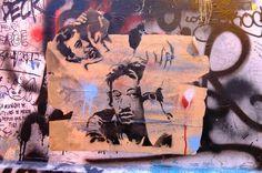 Paris 7 - 5bis rue de Verneuil - Gainsbourg's house - street art