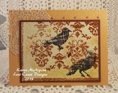 Mini Birds from Lost Coast Designs.  By Karen McAlpine