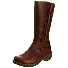 El Naturalista Women's N154 Mid Calf Boots: Amazon.co.uk: Shoes & Accessories