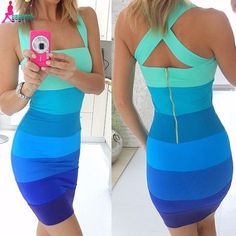 BLUE DRESS via Tillys. Click on the image to see more!