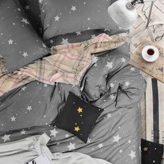 Galaxy Bedding Sets Space Fashion Star Bedding Room Bed Decoration  Christmas Gift Bed Spread Pretty Cool