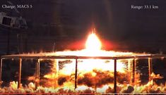 Rod of God secret space weapon analysis: Precision-guided munition calculations show it's possible to strike almost any target on Earth from orbit with 3-4 tons of TNT explosive equivalent