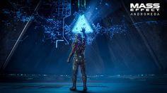 Il blog di Lollo: Nuovo trailer di Mass Effect Andromeda finalmente