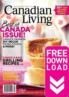 Canadian Living - July 2013