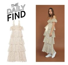"""""""The Daily Find: AlexaChung Dress"""" by polyvore-editorial ❤ liked on Polyvore featuring DailyFind"""
