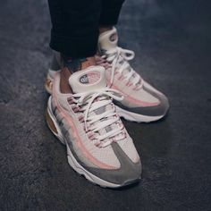 Tendance Chausseurs Femme 2017 #girlsonmyfeet #gomf on Instagram: Nike air  Max 95 by