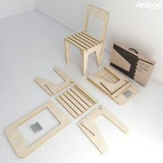 Baixe os seus próprios móveis | Download your own furniture