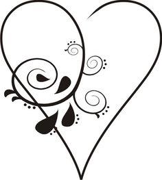 Swirly design.. A tatt may be?