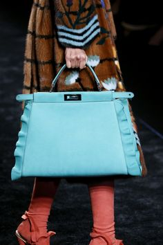 Fendi Fall 2016 Ready-to-Wear Accessories Photos - Vogue