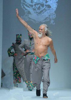 Wang Deshun (age 80)