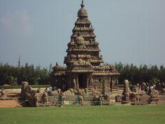 Shore temple,Mahabalipuram,Tamil nadu