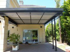 backyard designs – Gardening Ideas, Tips & Techniques Patio Trellis, Canopy, Pergola, Backyard, Exterior, Outdoor Structures, Outdoor Decor, Porches, Design