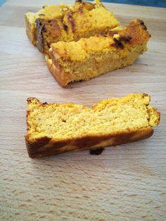 ❤ Zoete aardappel brood/cake