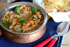 BISI BELE BHAAT | LENTIL & RICE STEW - Yummily Yours'