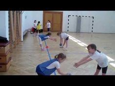 Testnevelés óra II. osztály részére - YouTube