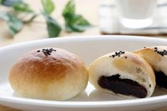 Recetas Japonesas en español!: Anpan - Bollito dulce relleno
