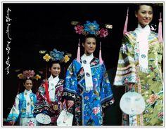 自由滿洲 Sulfan Manju ( Free  Manchuria)®: 满洲旗袍