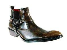 f51404332ae4 Alfa Men s M1739 Ankle High Cowboy Boot Alfa Man