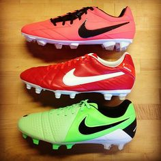 New #Nike #Soccer Cleat Colors!