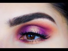 Huda Beauty DESERT DUSK Palette Makeup Tutorial | Marion Cameleon - YouTube