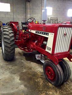 Case Ih Tractors, Farmall Tractors, Old Tractors, International Tractors, International Harvester, Tractor Pictures, Tractor Implements, Farming Life, Future Farms