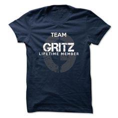 awesome GRITZ - Team GRITZ Lifetime Member Tshirt Hoodie