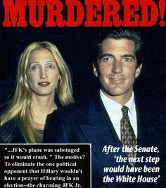 Who killed John F. Kennedy Jr.? And Why? WAS JFK JR. MURDERED?nstarzone.com Many unbiased researchers have spent the years since JFK Jr.'s July 1999 plane crash and untimely dea…