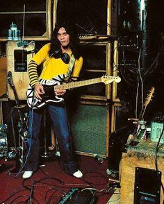 Eddie Van Halen ❤️