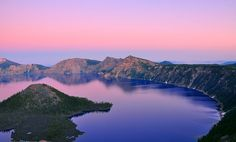 Scuba Diving Banned at Crater Lake