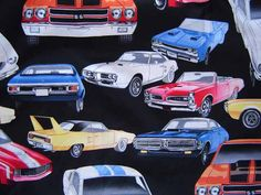 Cameros. It'd be awesome to have any of these.