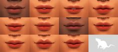 mouth presets zip - by ratboysims Sims 4 Body Mods, Sims 4 Game Mods, Sims 4 Cas, Sims Cc, Maxis, The Sims 4 Skin, Sims 4 Cc Eyes, Sims 4 Traits, The Sims 4 Packs
