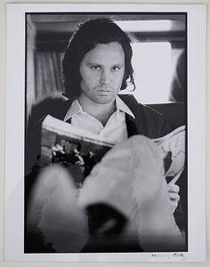 Morrison Hotel Photo Shoot, Venice Beach CA, December 1969: Photo by Henry Diltz