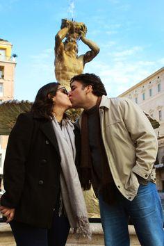 Love in my Roma. Roma in my Love.