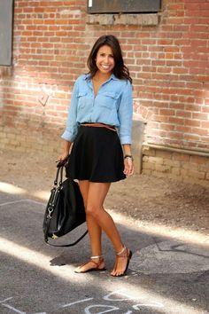 6046819db4 ... 17 Fabulosos consejos de moda para todas las chicas bajitas · Pinterest  • El catálogo global de ideas