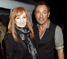 Bruce and Patti