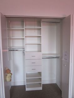Need to do in Graeme's closet!!!  kids closet organization systems | Closet Works - Chicago Closet Organizers | Closet Storage Systems