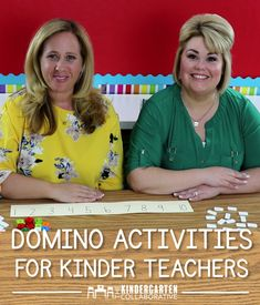 Domino's are fun on the weekend with your friends, but they are also a great tool for the classroom. Here are three domino activities we love to play in kindergarten.  Join us at The Kindergarten Collaborative for lots of great ideas for your kindergarten classrooms (and download our Teacher's Guide to Kindergarten!)
