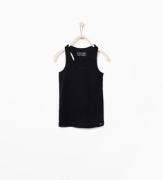 Image 1 of EDGED TANK-TOP from Zara 3-4