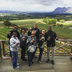 We've taken our guests up to the Klein Constantia dam for their premium MCC tasting today. As you can see, they're having a good time, giving our guests the best experience possible is what we're about Table Mountain, Ultra Premium, Tours, Explore, Photo And Video, Instagram, Exploring
