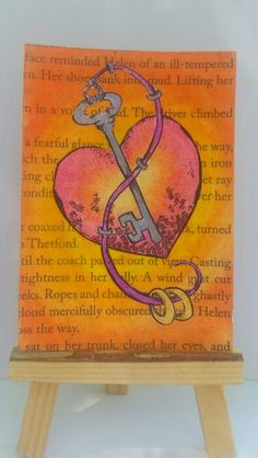 ATC ( Artist Trading Card ) by Syn Finders Keepers