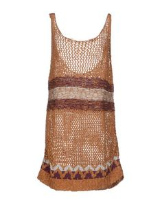 Designer Clothes, Shoes & Bags for Women Viscose Dress, Camel, Crochet Top, Short Dresses, Stuff To Buy, Pocket, Shopping, Collection, Mini