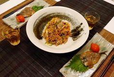 夏場に嬉しい酸味と豚の元気を美味しくいただく「蒸し豚ヒレ人参サラダ」の作り方