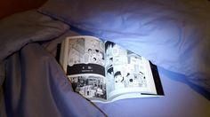 """LA NOTTE E' """"GIOVINE""""... Perché dormire non è proprio cosa se sei un creativo!  A letto si ma... non senza """"immagini"""" :)  www.andreabonalumi.com  #andreabonalumi #grafica #web #creatività #graphicdesign #webdesigner #creativo #lanotteègiovine #notte #buonanotte #night #goodnight #manga #fumetti #giappone #giapponesi #vignette #comics"""