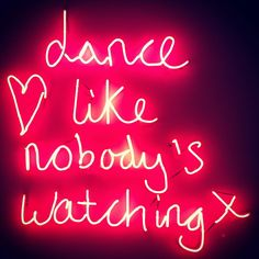 "66 Likes, 8 Comments - Kemp London (@kemplondon) on Instagram: ""'Dance like nobody's watching' beautiful neon artwork drawn by the children of Marc and Emma S. and…"""