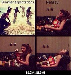 Summer Expectations...