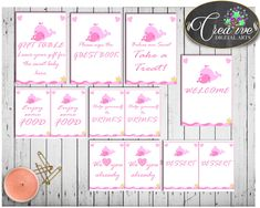 New product: Pink Whale Baby S... http://snoopy-online.myshopify.com/products/pink-whale-baby-shower-table-signs-printable-for-girl-baby-shower-nautical-whale-theme-digital-files-jpg-and-pdf-instant-download-wbl02 #babyshowerparty #babyshowerinvites #babyshoweridea