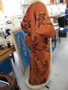 1911 Paul Poiret Kimono coat