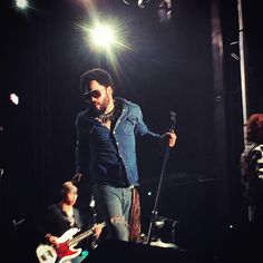 The Labor Day Jazz Fest was a blast! Lenny Kravitz rocked the crowd to end the great weekend! #lennykravitz #JAS25 #alpineproperty #rockon #iwanttoflyaway